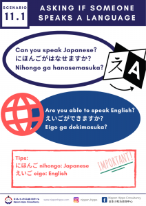 Useful Japanese Phrases - 100 Scenarios Sample 3