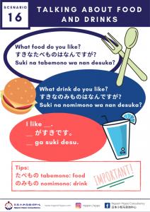 Useful Japanese Phrases - 100 Scenarios Sample 1